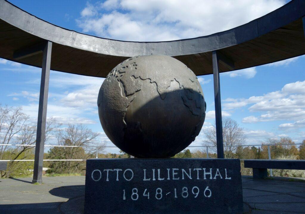 Denkmal Lilienthal