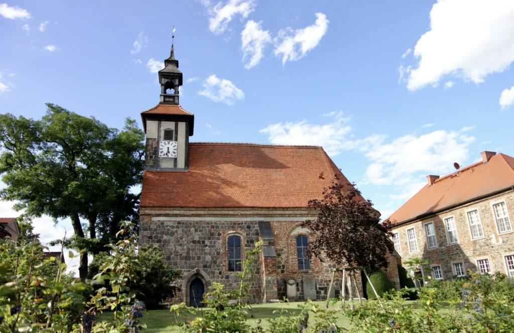 Kirche in Komturei Lietzen
