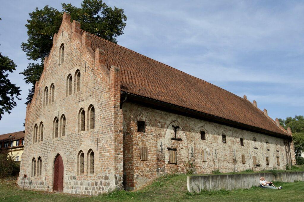 Kornhaus, Kloster Lehnin.