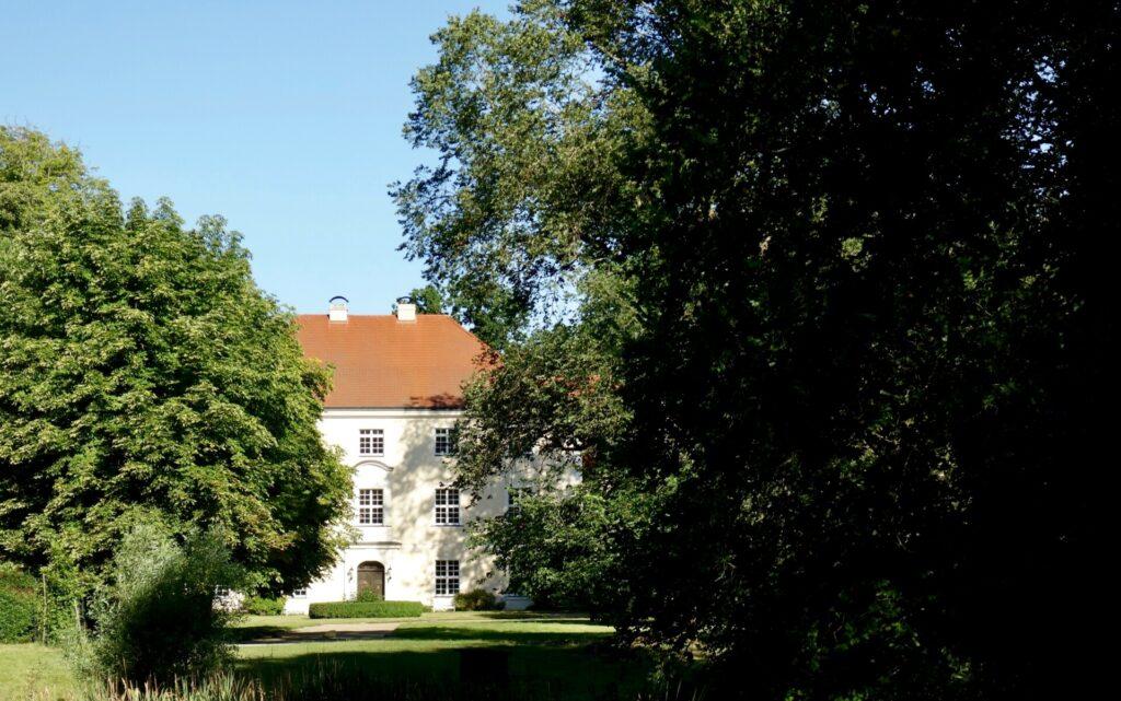 Alt Madlitz. Ein Herz im romantischen Landschaftspark.