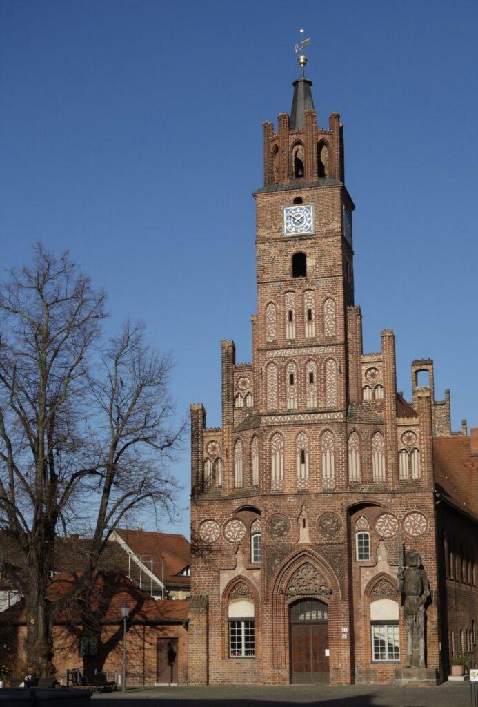 Rathaus Altstädtischer Markt Brandenburg