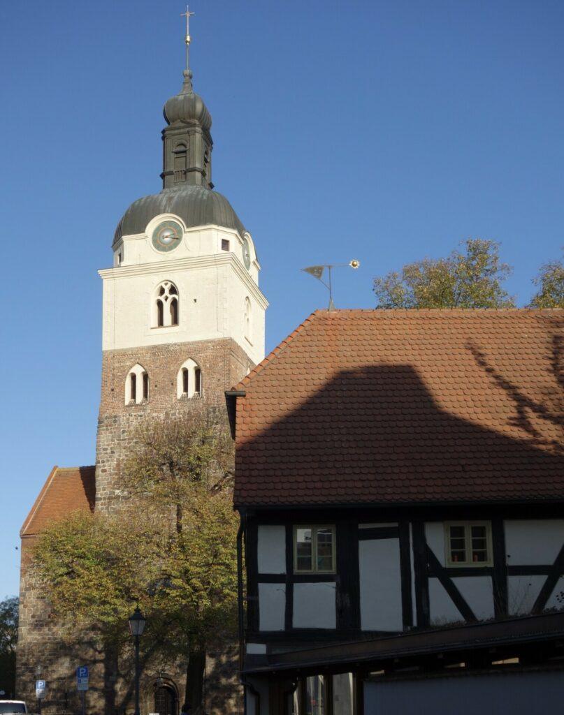 St. Gotthardt, Kirchturm, Brandenburg