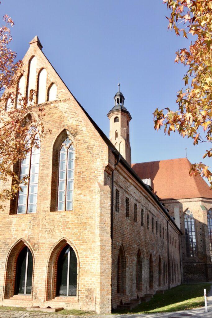 Brandenburg/Havel. Neun Stationen in der alten Neustadt.