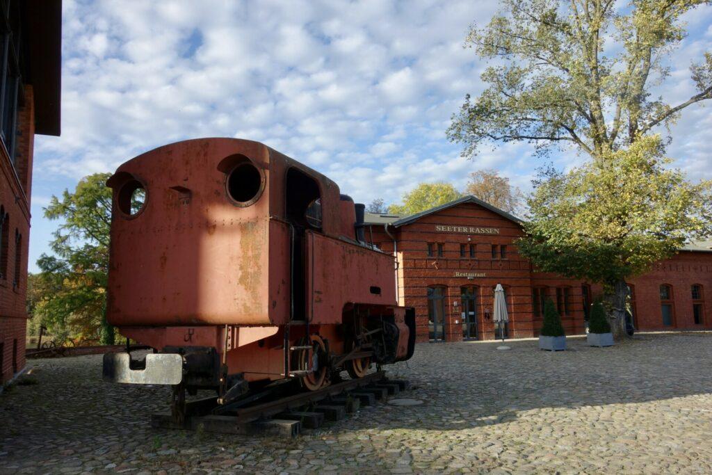 Landgut Borsig - Landgut Stober. Von Lokomotiven zur Landwirtschaft.