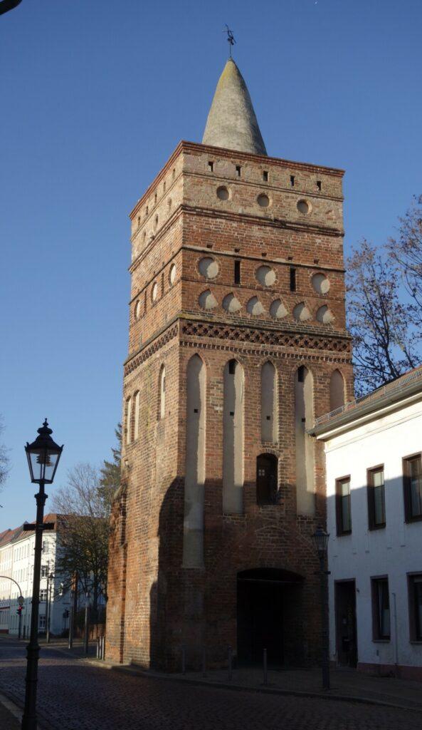 Rathenower Torturm in Brandenburg