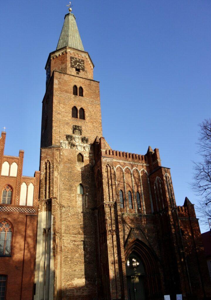 Brandenburg/Havel. Die Dominsel war das Herz.