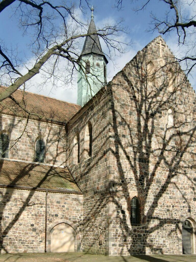 Zinna Kloster Außenansicht