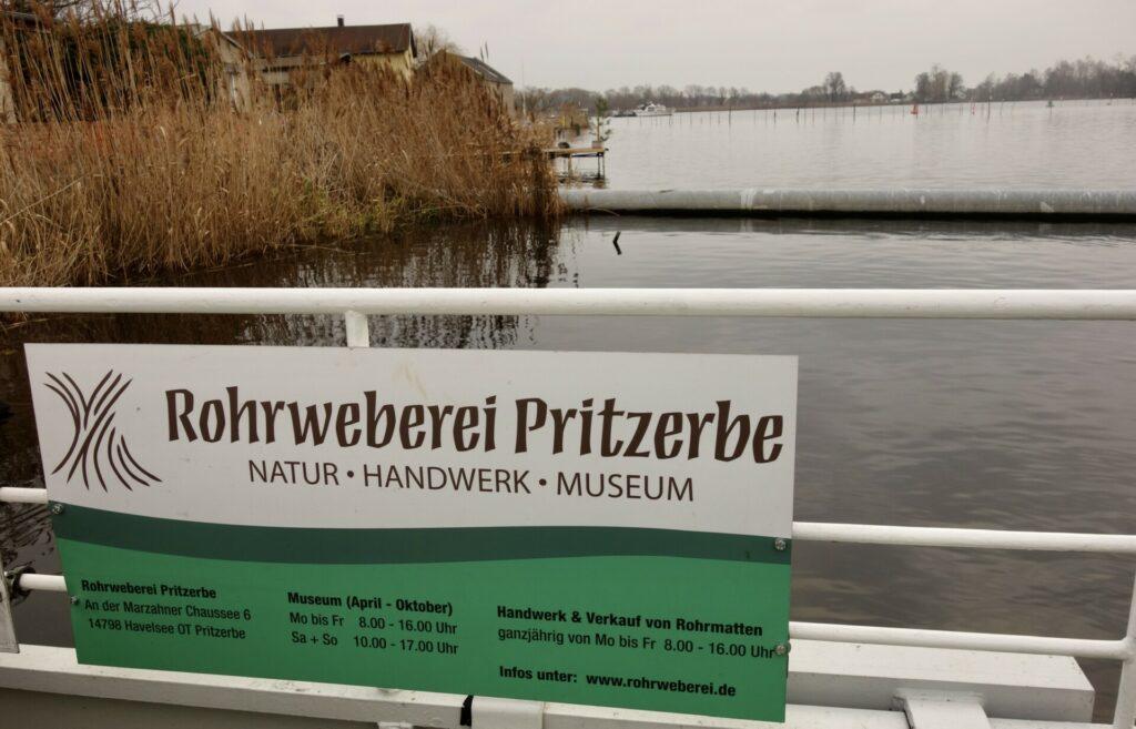 Plaue-Briest-Pritzerbe-Bahnitz. Kleine Orte - große Havelliebe.
