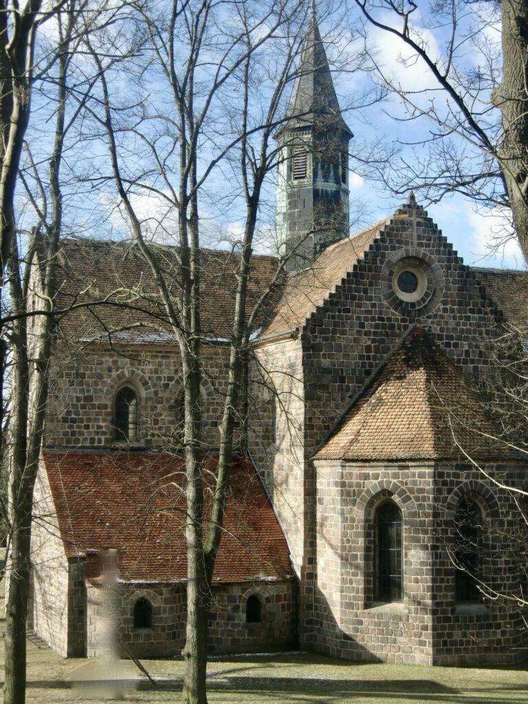 Kloster Zinna. Seit 850 Jahren Abenteuer für Flamen, Mönche und Weber.