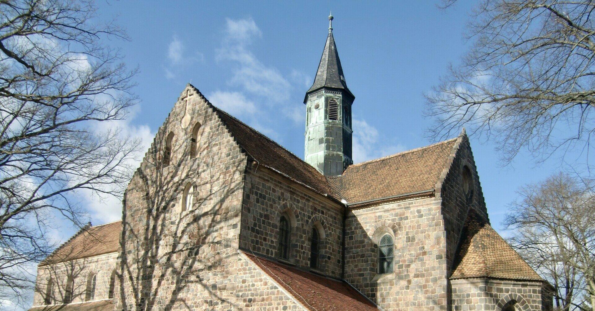 Kloster Zinna Kirche