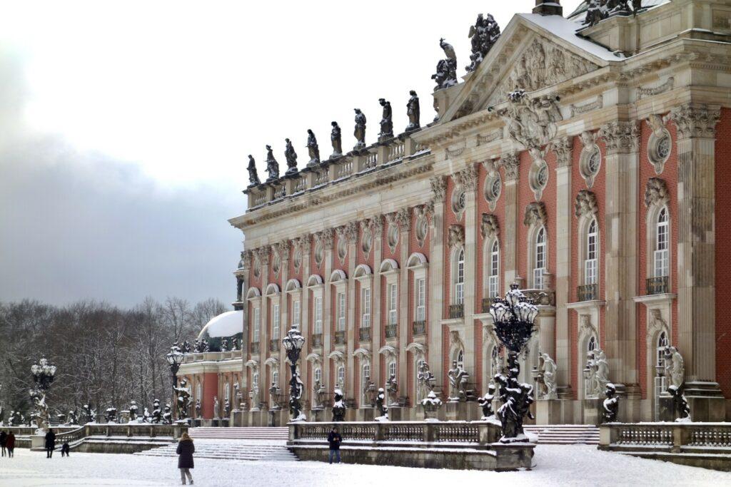 Neues Palais im Park von Sanssouci