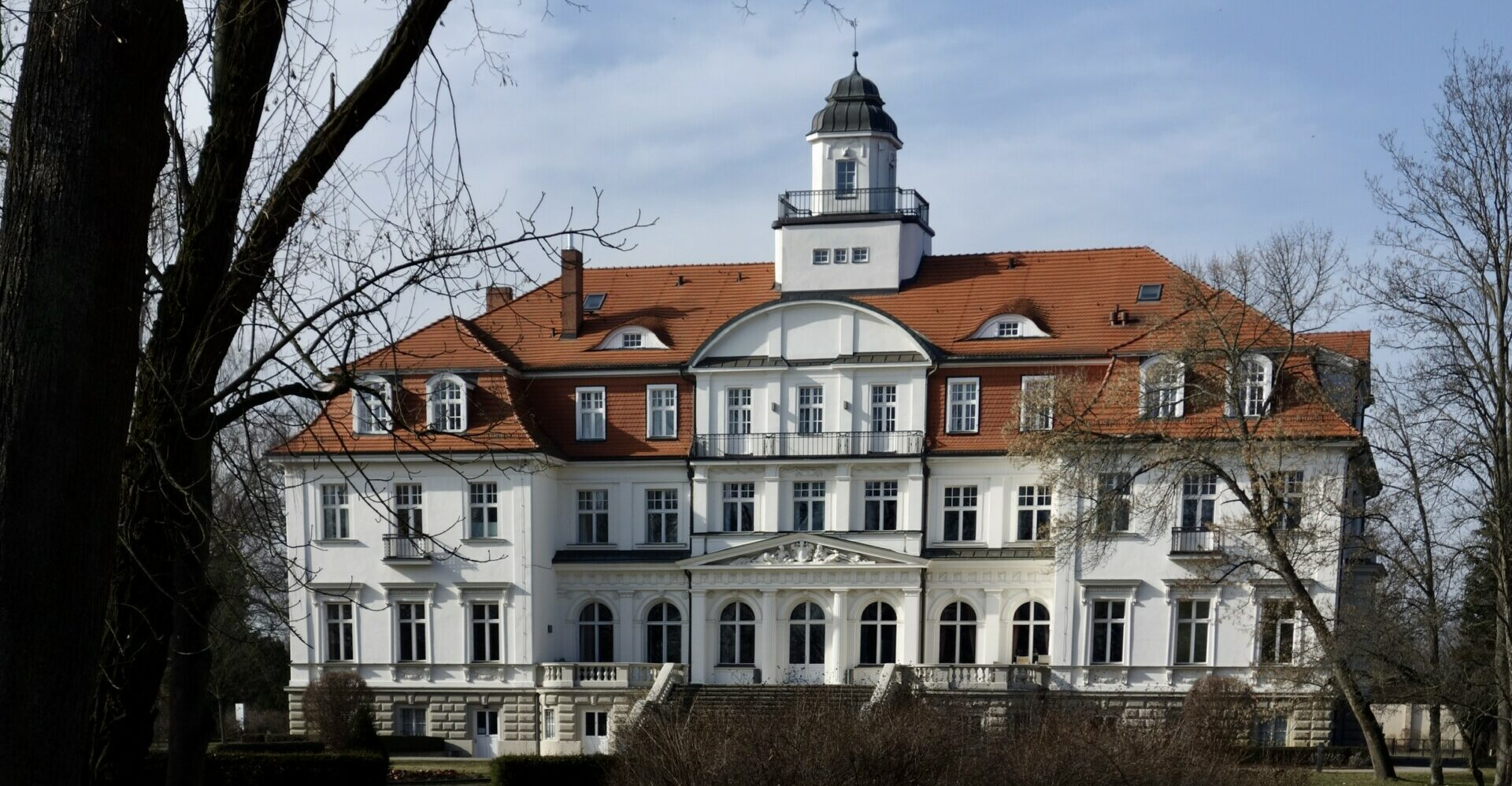 Schloss Genshagen Stiftung Genshagen