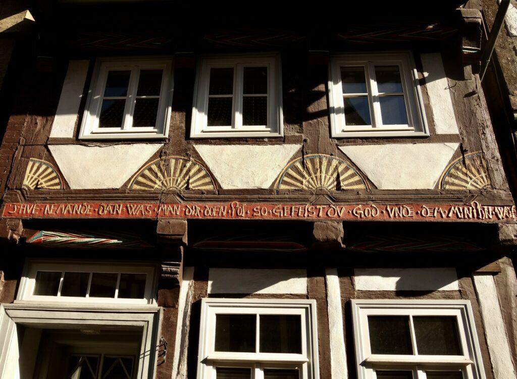 Altstadthaus in Bodenwerder
