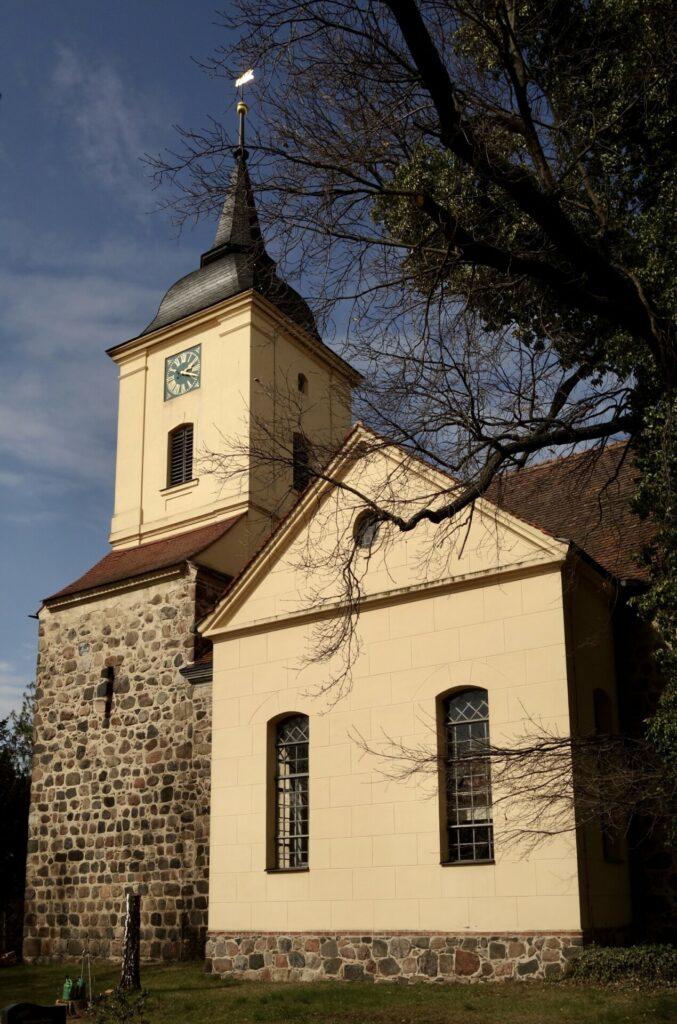 Groß Kreutz - Trechwitz - Netzen. Von Klein-Sanssouci ins europäische Vogelschutzgebiet.