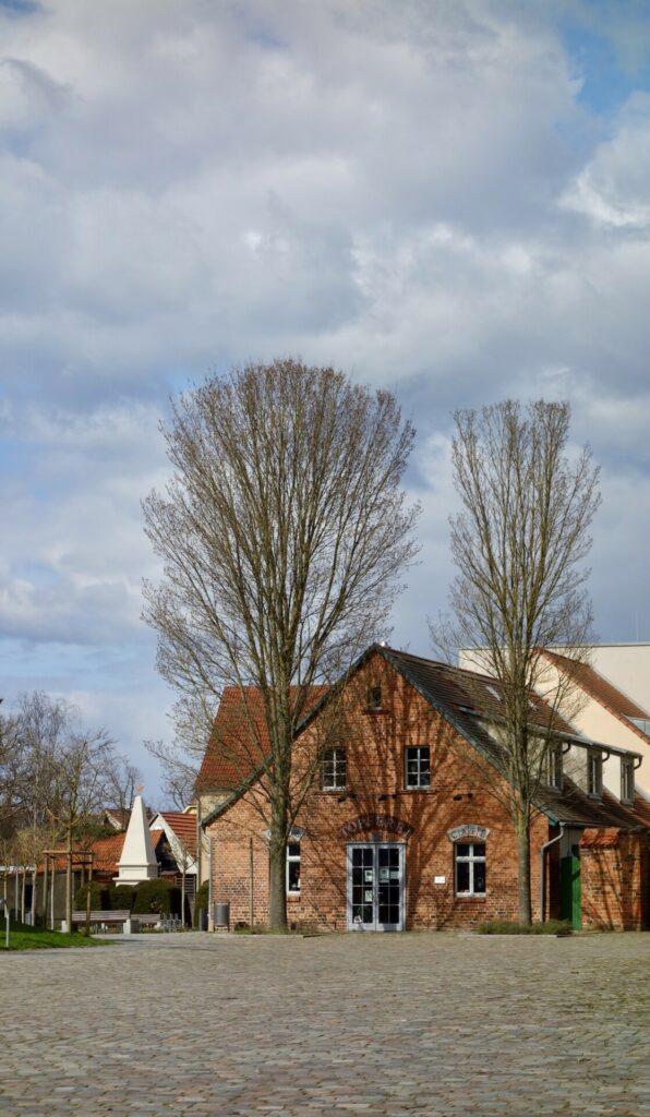 Havelberg. Hansestadt an der Havel.