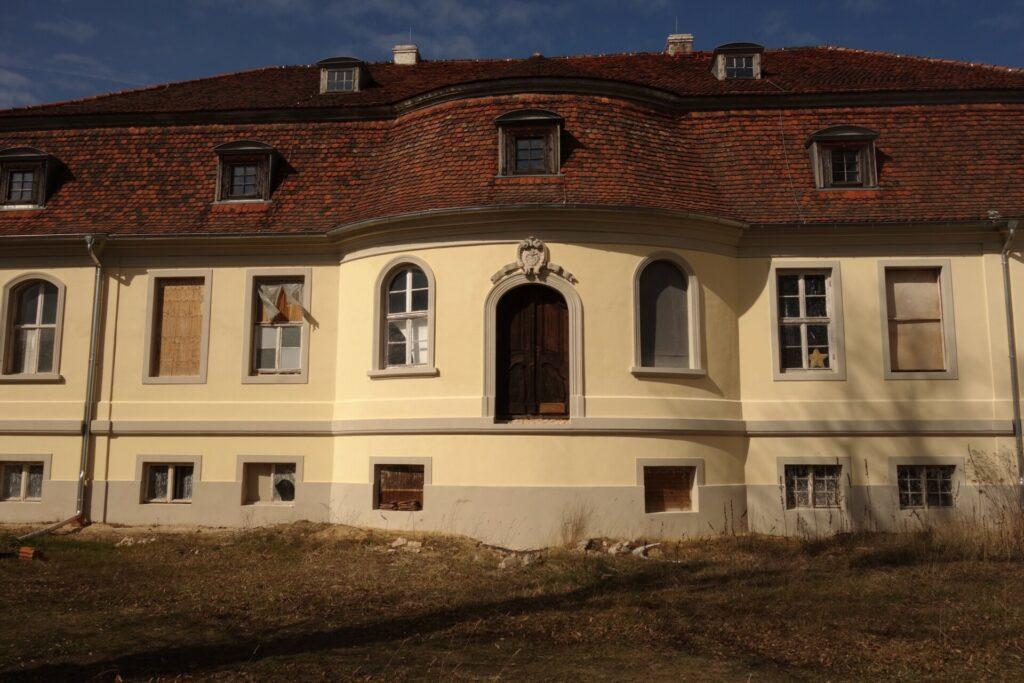 Das Gutshaus in Groß Kreutz
