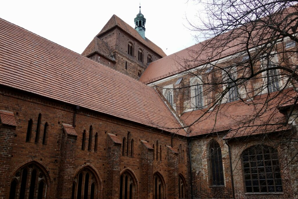 Kreuzgang des Doms St. Marien in Havelberg