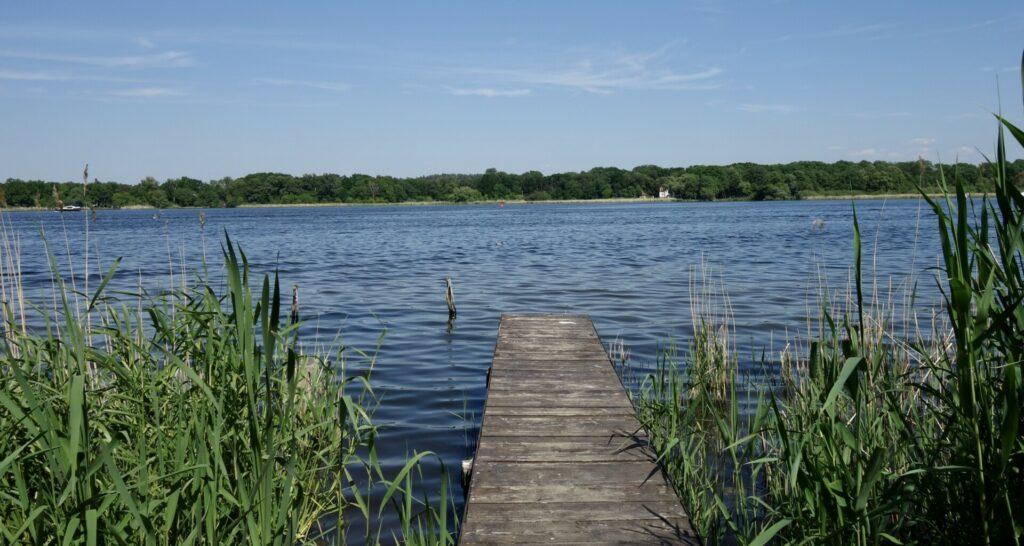 Werder - Plessow - Kemnitz. Der sauberste See und die schöne Insel.