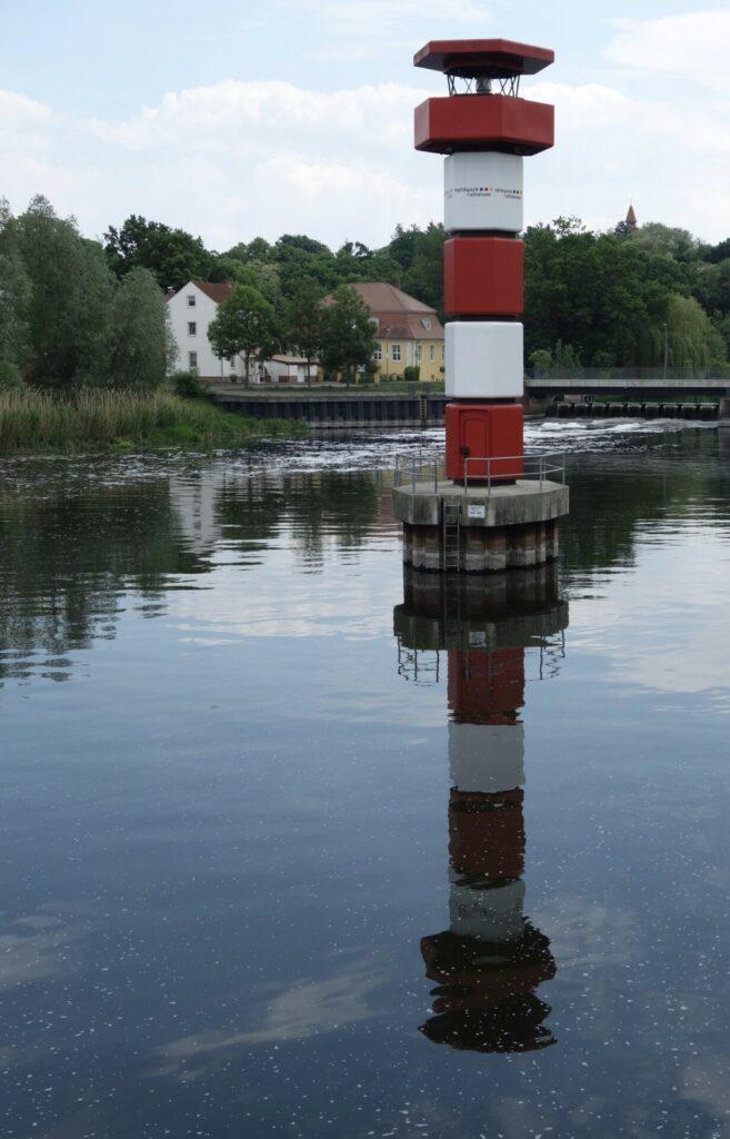 Rathenow. Ein Stadtrundgang durch die Stadt der Optik.