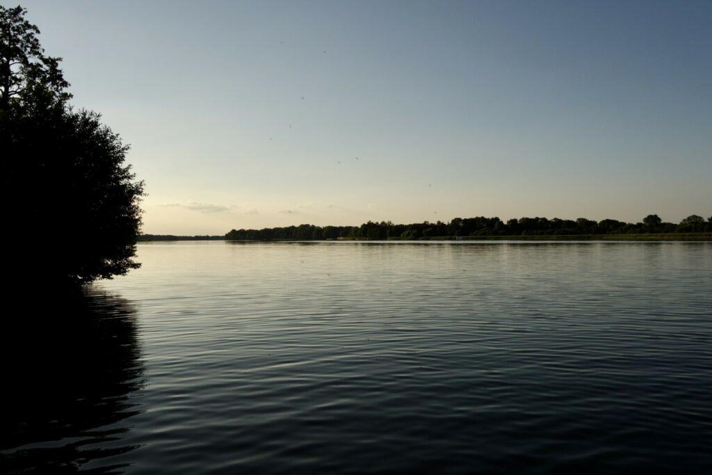 Vehlefanz - Schwante - Kremmen - Wustrau. Eine Erkundungstour bis zum Ruppiner See.