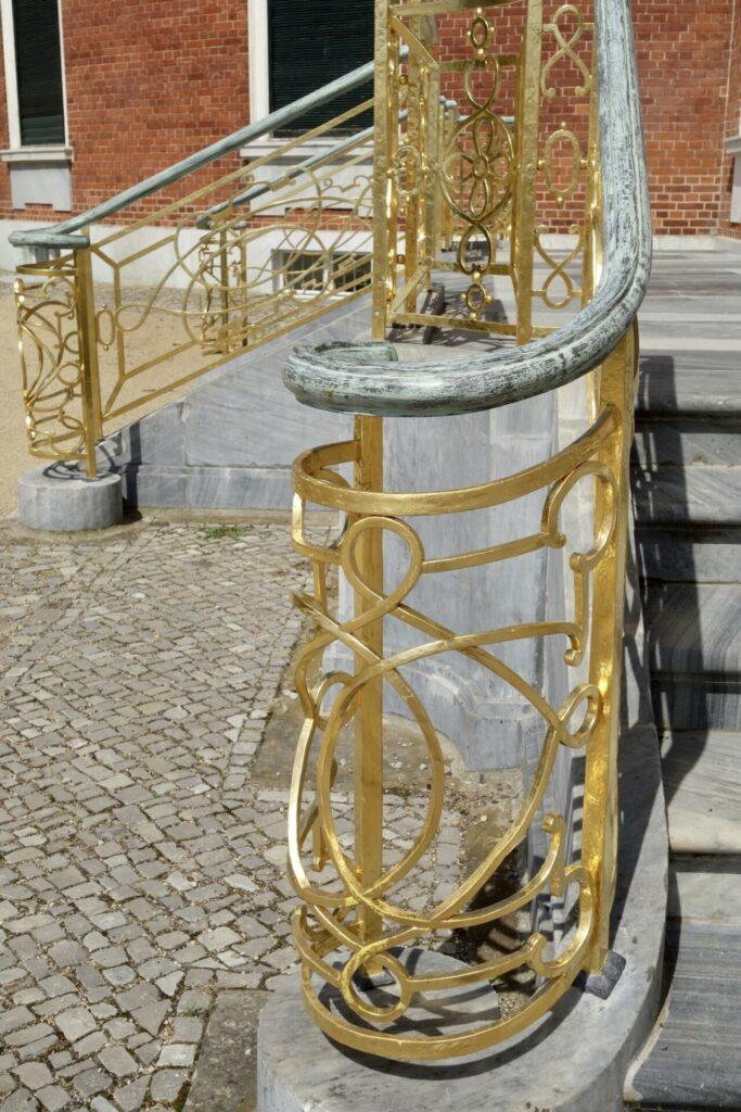 Potsdam. Der Neue Garten und das Geheimnis am Marmorpalais.