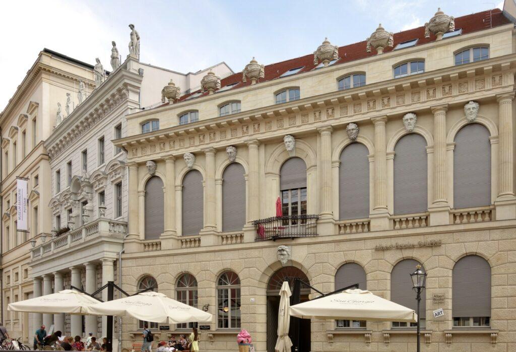 Potsdam. Alter Markt. Ein Architekturspaziergang.