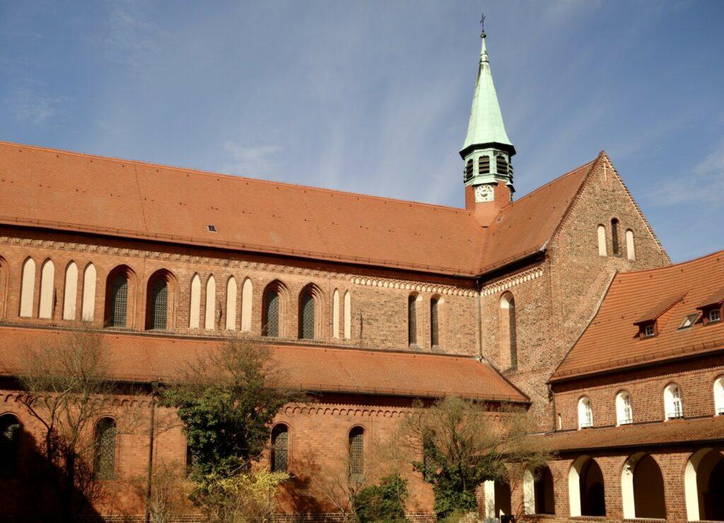 Kloster Lehnin. Die Vision unter der Eiche.