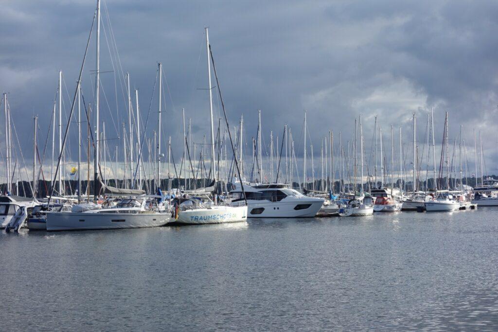 Stralsund. Eine Hansestadt an der Ostsee wie ein Traum aus dem Meer.
